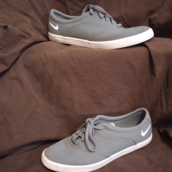 Nike Shoes | Casual Canvas Sneakers